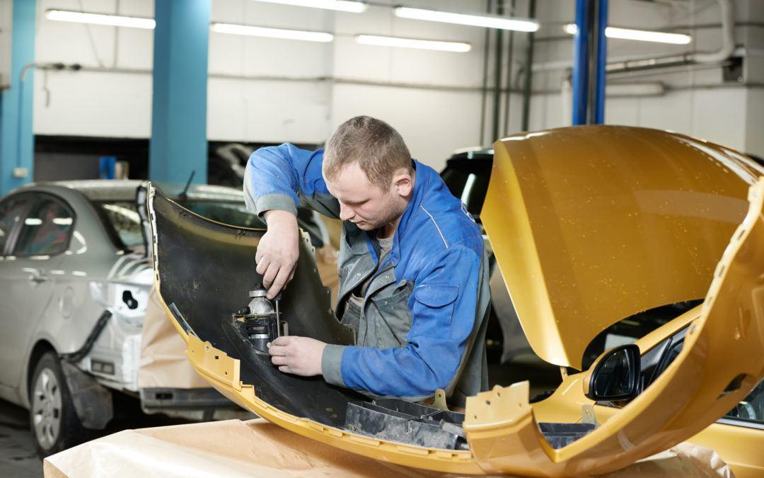 Collision Repair Parts Terms